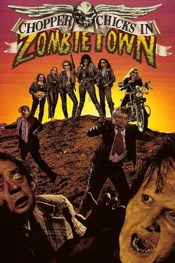 Poster of Chopper Chicks in Zombietown