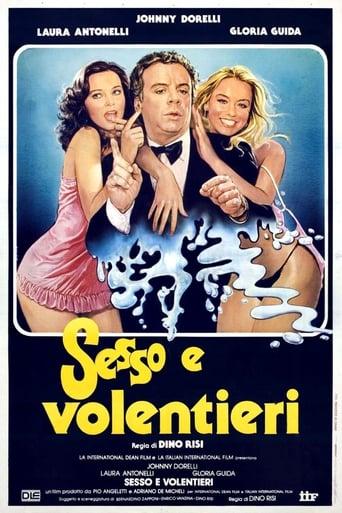 Poster of Sesso e volentieri