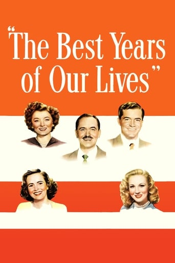 Poster of The Best Years of Our Lives