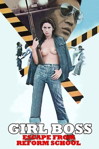 Poster of Girl Boss: Escape From Reform School