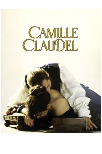 Poster of Camille Claudel