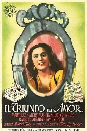 Poster of El triunfo del amor