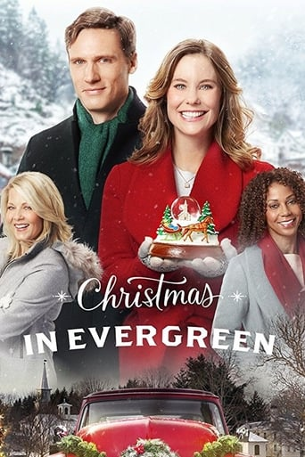 Poster of Christmas in Evergreen