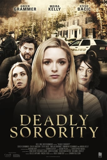 Poster of Deadly Sorority
