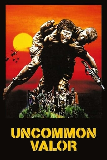 Poster of Uncommon Valor