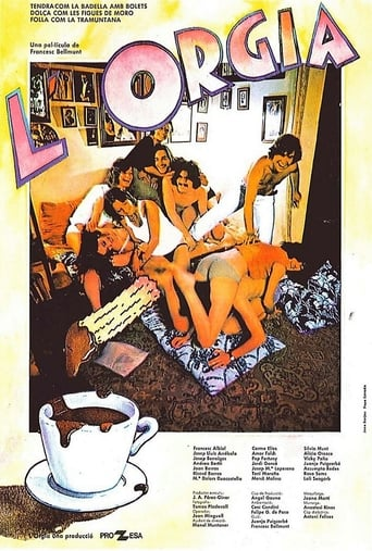 Poster of L'orgia