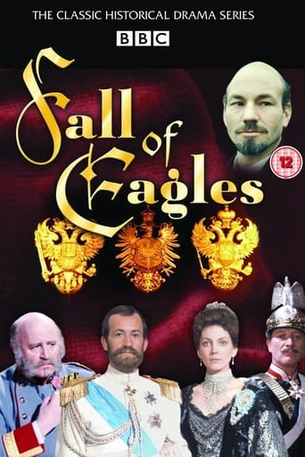 Poster of Fall of Eagles