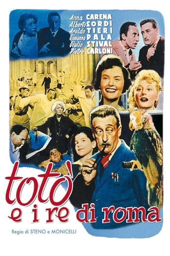 Poster of Toto and the King of Rome