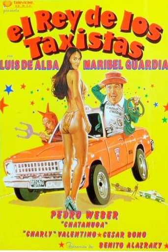 Poster of El rey de los taxistas