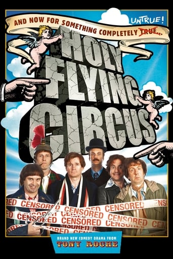 Poster of Holy Flying Circus