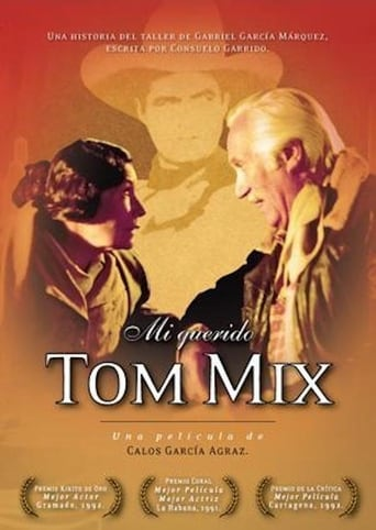 My dear Tom Mix poster