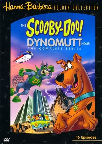Poster of The Scooby-Doo/Dynomutt Hour