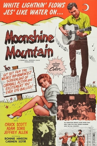 Poster of Moonshine Mountain