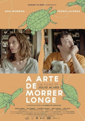 Poster of The Art of Dying Far Away