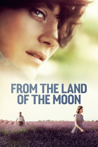 Poster of From the Land of the Moon
