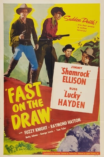 Poster of Fast on the Draw