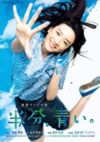 Poster of 半分、青い。