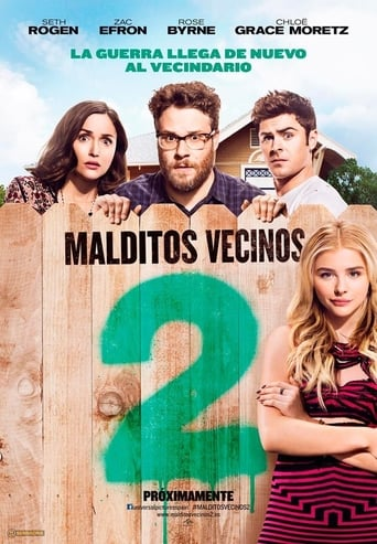 Poster of Malditos vecinos 2