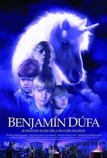 Poster of Benjamin, the dove