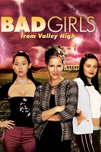 Bad Girls from Valley High poster