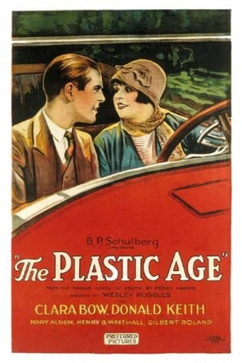 Poster of The Plastic Age