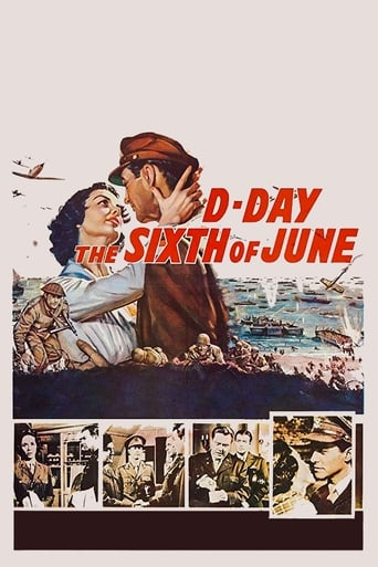 Poster of D-Day the Sixth of June