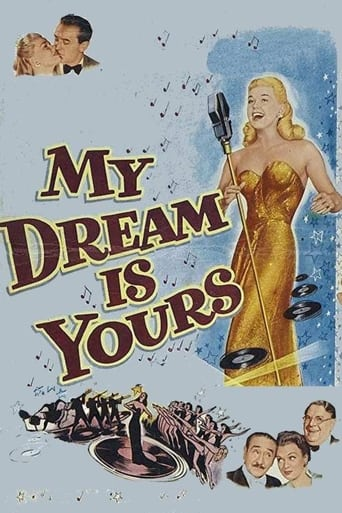 Poster of My Dream Is Yours