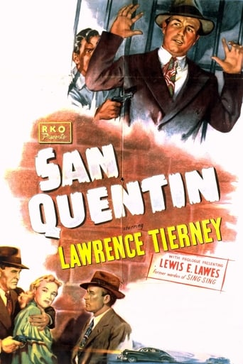 Poster of San Quentin