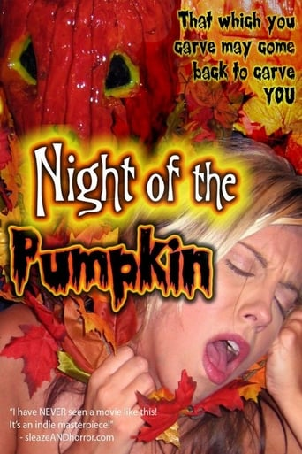Poster of Night Of The Pumpkin