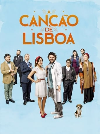 Poster of A Song of Lisbon