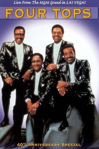 Poster of Four Tops Live From The MGM Grand in Las Vegas