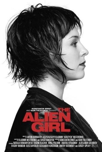 Poster of Alien Girl