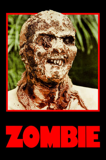 Poster of Zombie Flesh Eaters