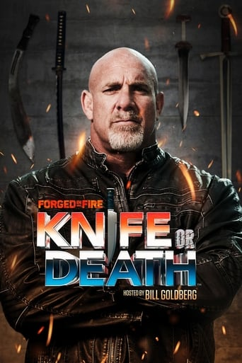 Poster of Forged in Fire: Knife or Death