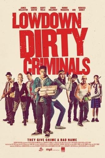 Poster of Lowdown Dirty Criminals