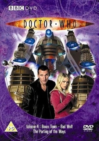 Poster of Doctor Who: The Parting of the Ways