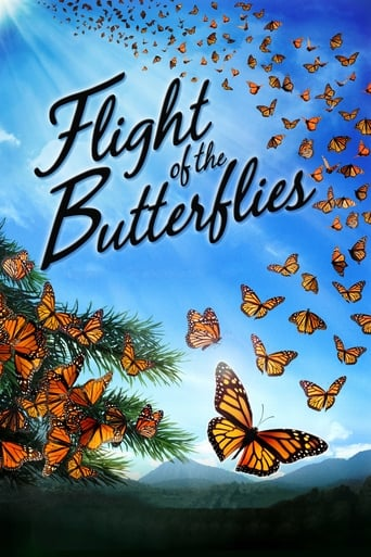 Poster of Flight of the Butterflies