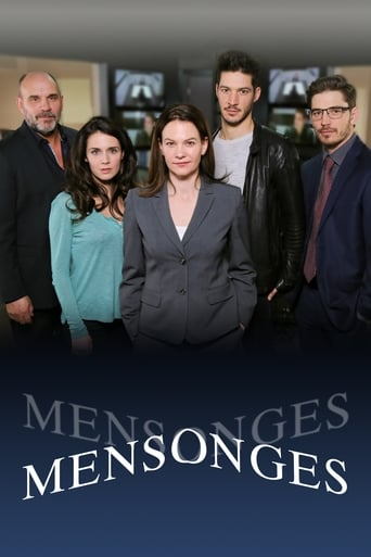 Poster of Mensonges