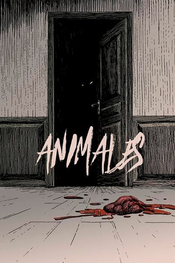 Poster of Animales