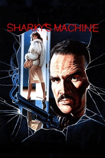 Poster of Sharky's Machine