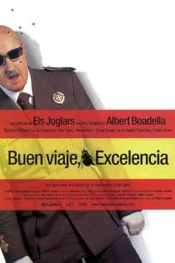 Poster of ¡Buen viaje, excelencia!