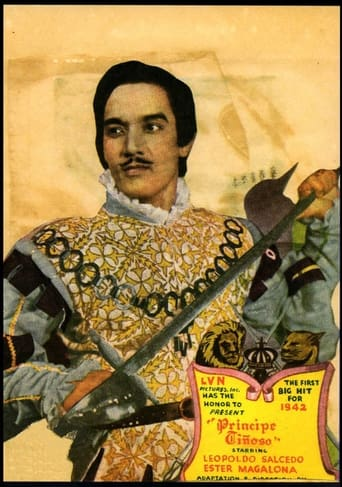 Poster of Principe Teñoso