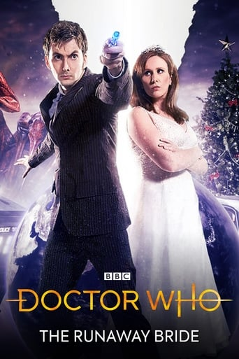 Poster of Doctor Who: The Runaway Bride
