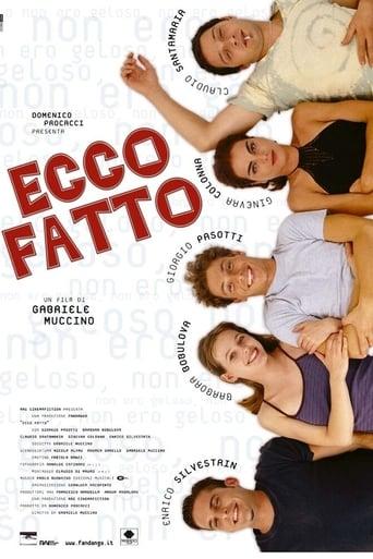 Poster of Ecco fatto