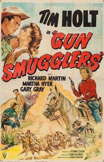 Poster of Gun Smugglers