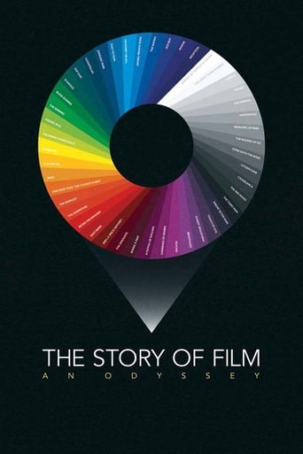 Poster of The Story of Film: An Odyssey