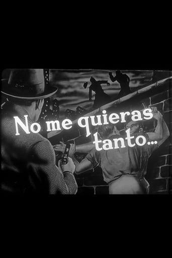 Poster of No me quieras tanto