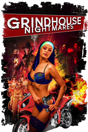 Grindhouse Nightmares poster