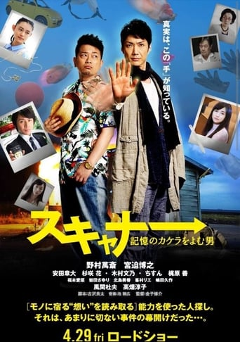 Poster of Scanner