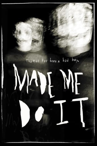 Made Me Do It poster